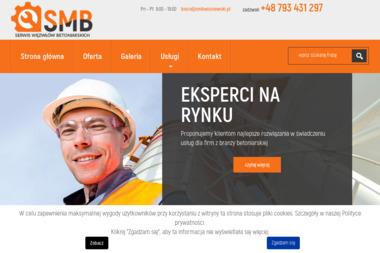SMB Mateusz Wiśniewski - Maszyny budowlane Baranowice