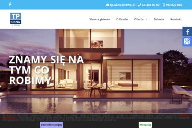Tp-Okna Marzanna Kotas - Bramy garażowe Częstochowa