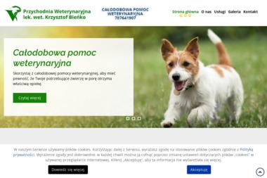 Przychodnia Weterynaryjna lek.wet.Krzysztof Bieńko - Weterynarz Lubin