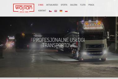 Wojtan Transport Transport Ponadnormatyny - Firma transportowa Dąbrowa Górnicza
