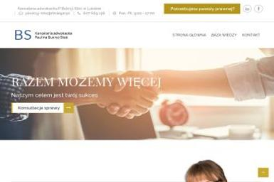 Kancelaria adwokacka Paulina Bukryj-Stoś - Prawo Rodzinne Lublin