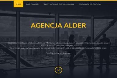 Agencja Alder - Usługi Windykacyjne Tuchola