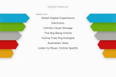 Digital Beast Marketing - Oprogramowanie do Sklepu Internetowego Kielce