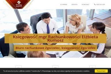 Księgowość mgr Rachunkowości Elżbieta Kumosz - Finanse Białogórze