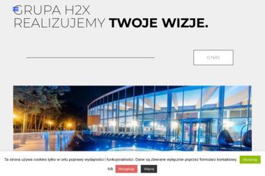 Grupa H2X - Firma IT Szczecin
