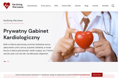 Body Move - Kardiolog Warszawa - Prywatne kliniki Warszawa