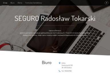 Seguro Radosław Tokarski - Dofinansowanie Dla Firm Gorlice
