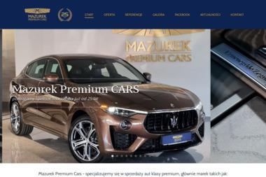 Auto Salon Mazurek - Firmy motoryzacyjne Olsztyn