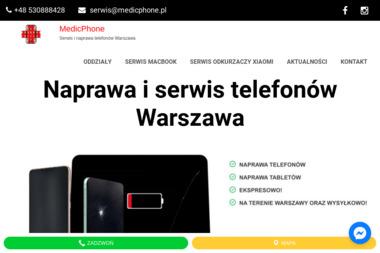 Medic Phone - Serwis urządzeń Warszawa