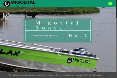 Migostal Boats - Pojazdy specjalne Radzymin
