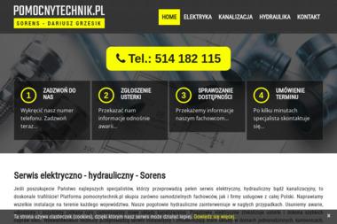 Pomocny Technik - Elektryk samochodowy Warszawa