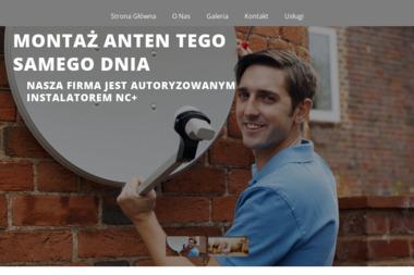 HORYZONT TECHNIKA SATELITARNA - Serwis Anten Satelitarnych Kraków