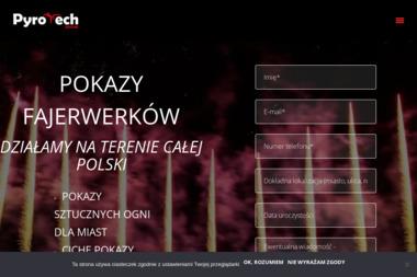 PyroTech - Pirotechnika Łódź