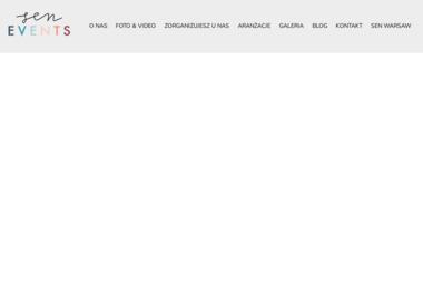 Sen Events - Agencje Eventowe Warszawa