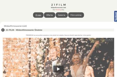 21FILM - Filmy na zamówienie Łódź