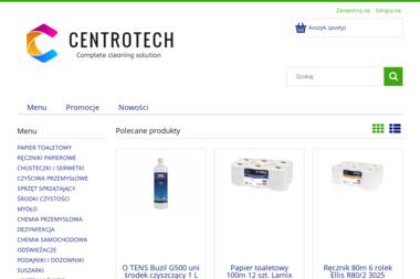 CENTRO-TECH Karol Dybowski - Maszyny i urządzenia różne Kwidzyn
