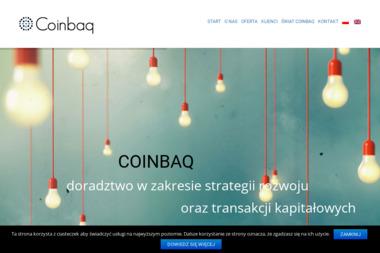 Coinbaq Sp. z o.o. - Biuro Doradztwa Gospodarczego Katowice