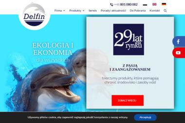 Delfin Sp. z o.o. - Instalacje sanitarne Kielce