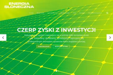 Energia Słoneczna - Kolektory słoneczne Dzierżoniów