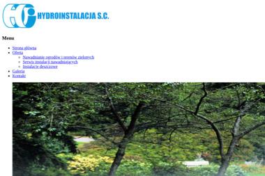 Hydroinstalacja s.c H. SZYMKOWSKA-HUDEC, T. HUDEC - Ogrodnik Opole