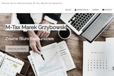 Zdalne Biuro Rachunkowe M-Tax Marek Grzybowski - Porady księgowe Lublin