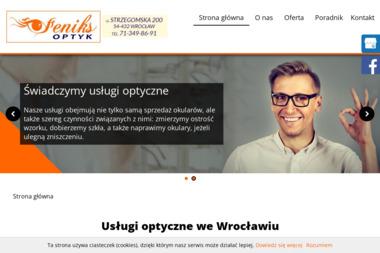 Feniks Optyk - Okulary i soczewki Wrocław