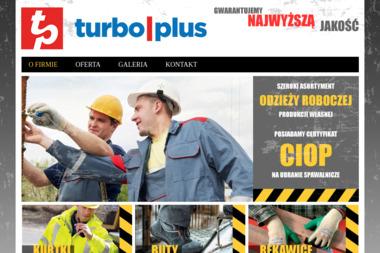 FPHU TURBO-PLUS - Odzież robocza Toruń