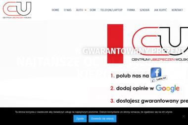 Centrum Ubezpieczeń Wolska - Ubezpieczenia OC Lublin