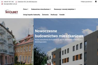 Wiolbet - Wywóz Gruzu Bogdaniec
