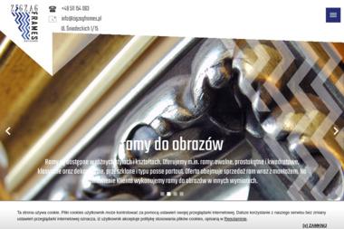 ZIGZAGFRAMES Sp. z o.o. - Okulary, oprawy, optycy Warszawa