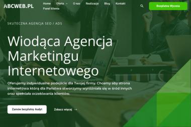 AbcWeb.pl Projektowanie Stron - Strony internetowe Krosno