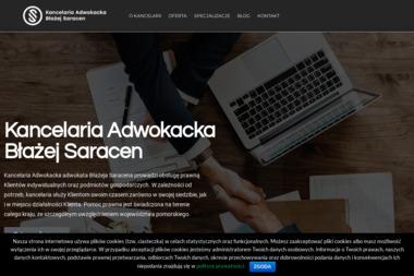 Kancelaria Adwokacka Błażej Saracen - Obsługa prawna firm Gdynia