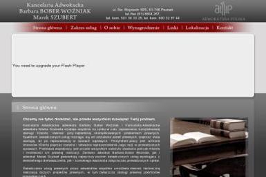 Kancelaria Adwokacka Barbara Woźniak, Marek Szubert - Obsługa prawna firm Poznań