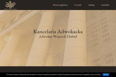 Kancelaria Adwokacka Wojciech Dubiel - Windykacja Łańcut