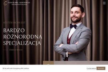 Kancelaria Adwokacka adwokat Pawła Grzywocza - Windykacja Radzyń Podlaski