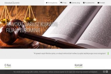 Kancelaria Adwokacka - Adwokat Dariusz Kujawski - Windykacja Żuromin