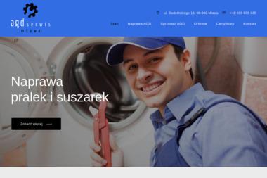 Serwis AGD Mława - Naprawa piekarników i kuchenek Mława