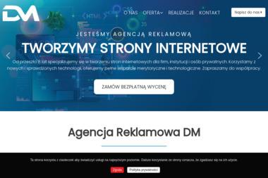Agencja Interaktywna DM - Agencja Internetowa Moszczenica