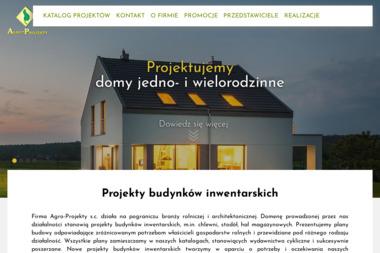 Agro-Projekty S.C. - Adaptacja projektów Sępólno Krajeńskie