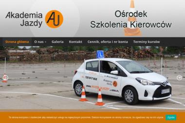 OSK Akademia Jazdy - Nauka Jazdy Lubin