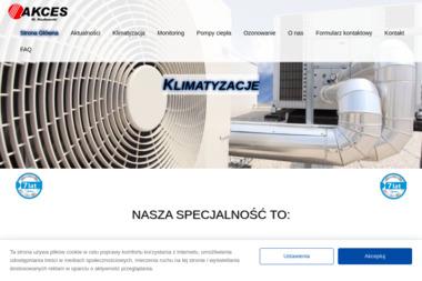 AKCES Michał Kozłowski - Klimatyzacja Biłgoraj