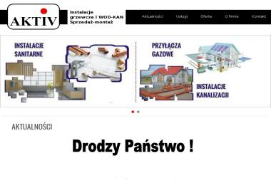 Przedsiębiorstwo Handlowo Usługowe Aktiv - Pompy Ciepła Krosno
