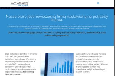 AlfaConsulting Sp. z o.o. - Obsługa prawna firm Piaseczno