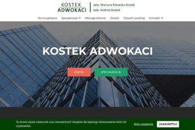 Kancelaria Adwokacka Adwokat Andrzej Kostek - Windykacja Leżajsk