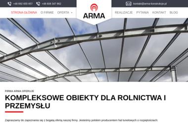 ARMA  Firma Usługowo-Handlowa - Wylewki Betonowe Lipka