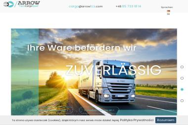 Arrow TransCargoSped - Transport Autokarowy Białystok