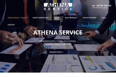 Athena Service sp. z o.o. - Ubezpieczenie firmy Poznań
