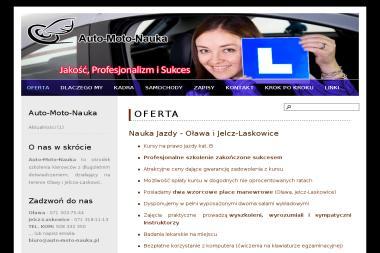 Auto-Moto-Nauka - Szkoła Jazdy Oława