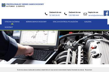 AUTOMAX Q-Service - Mechanik Sosnowiec