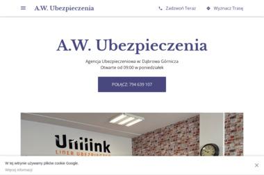 A. W. Ubezpieczenia - Ubezpieczenie firmy Dąbrowa Górnicza